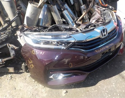 Nose cut Honda Fit Shuttle GP8 2015